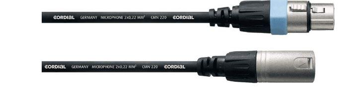 Cable XLR macho - XLR hembra (balanceado)   Sonrye Fotografía