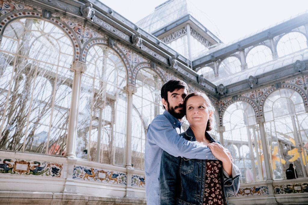 Preboda en el Retiro | Vero y Álvaro | Sonrye Fotografía