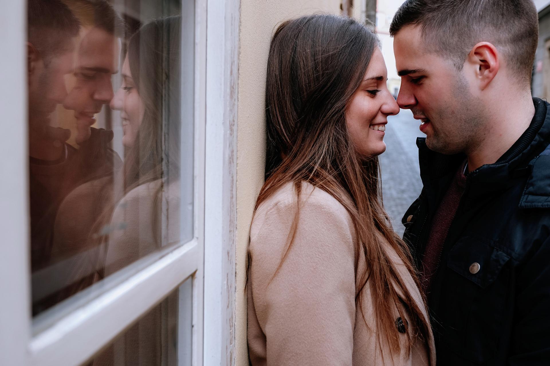 Kris y Joseba | Sesión de pareja | Sonrye Fotografía