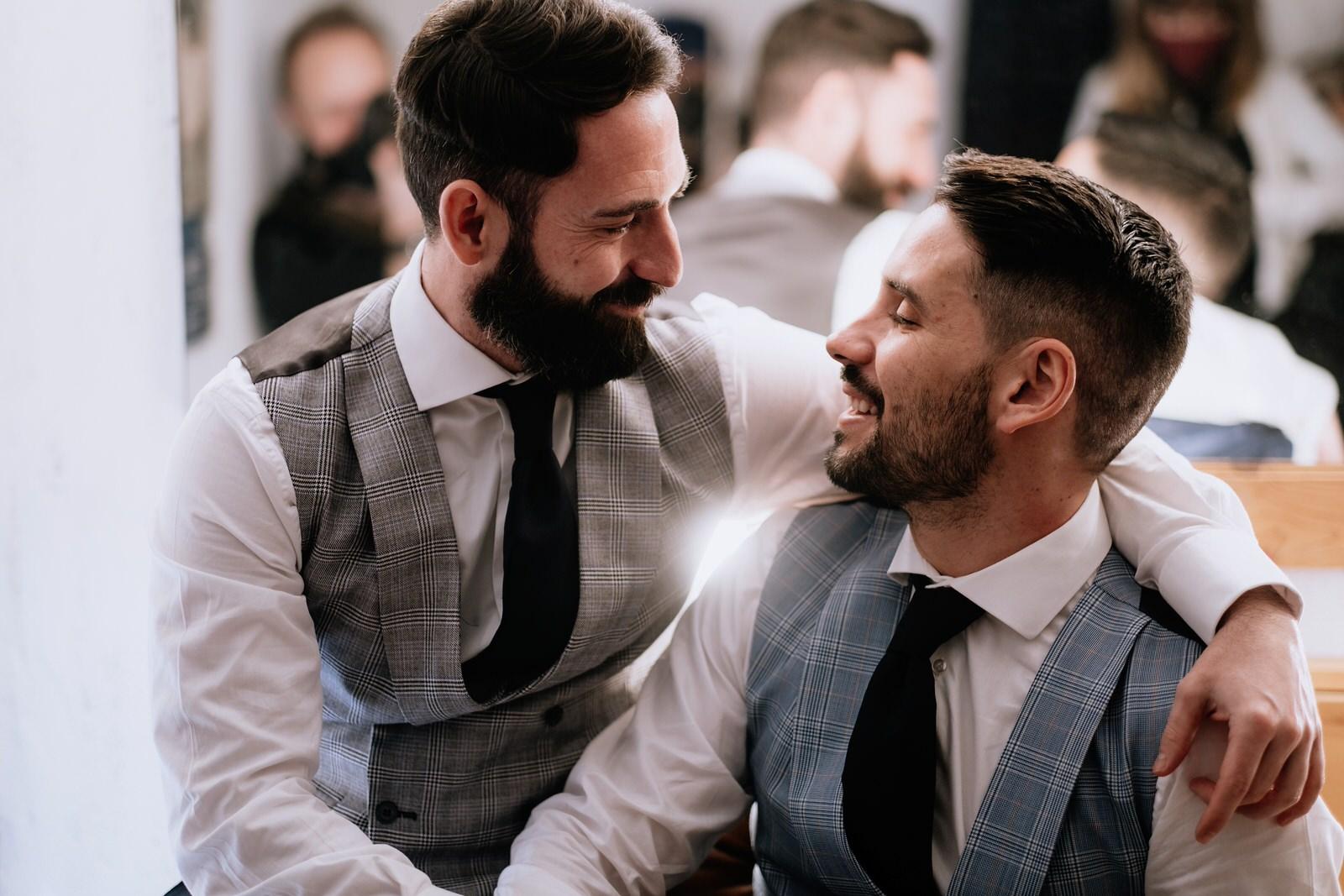 Postboda gay | Sonrye Fotografía